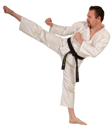Mark Bates Shotokan Karate